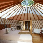 chile tour Patagonia camp yurts