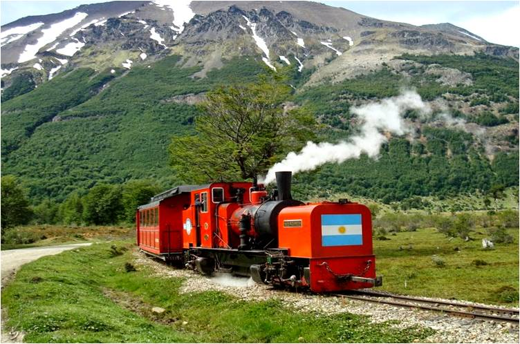 Ushuaia Train Culture