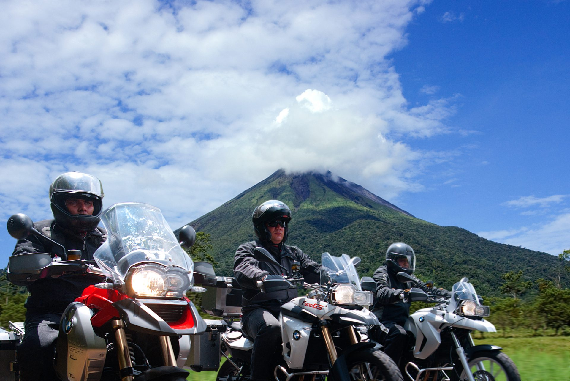 Volcano, motorcycle adventure, keep on travel, rejser, latin amerika