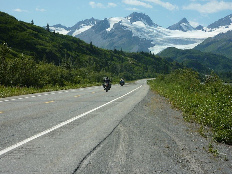 Motorcycle Chile Tour